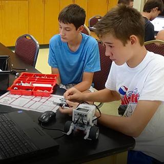 Summer Robotics Program