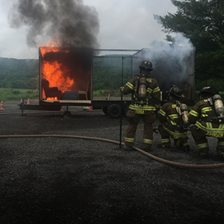Fire Safety Demonstration