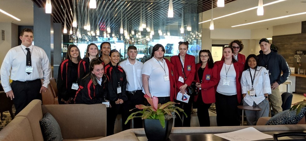 SkillsUSA State Competition