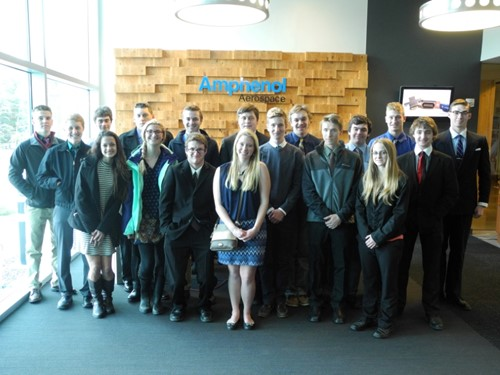 New Visions Engineering students from NCOC and OAOC